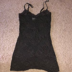 Worn once! Lace cami